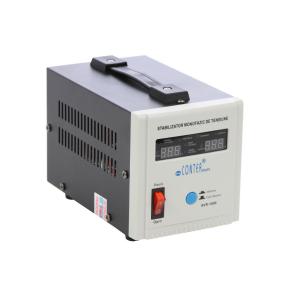 Stabilizator de tensiune cu releu Conter AVR SVR 1000VA / 500W1