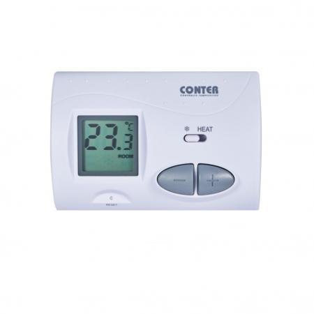 Termostat de ambient cu fir, Conter CT 3S0