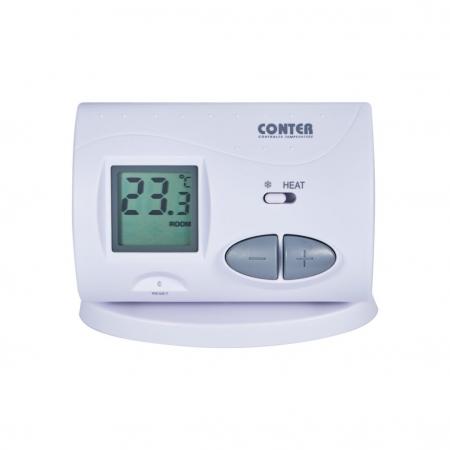 Termostat de ambient wireless Conter CT 3W0