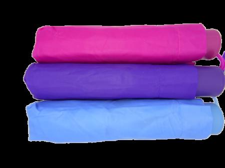Umbrela de buzunar diametru 100 cm, de culoare bleu2