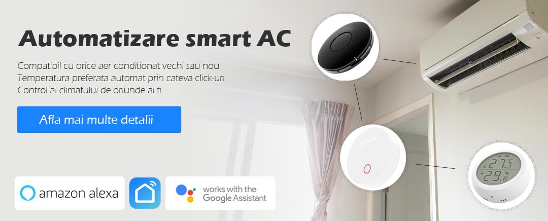 Banner pachet Smart AC