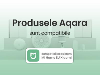 Sunt compatibile in ecosistemul smart Xiaomi European