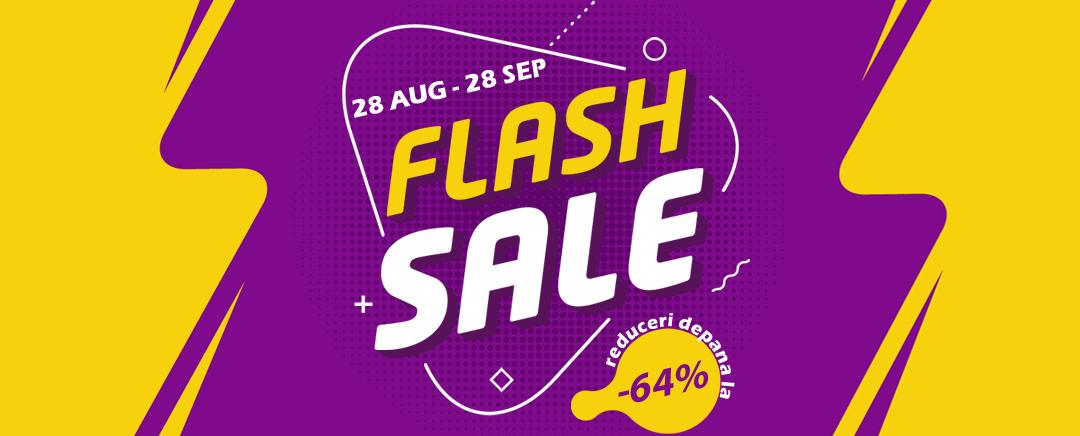 Flash Sale Aug - Sep 2020