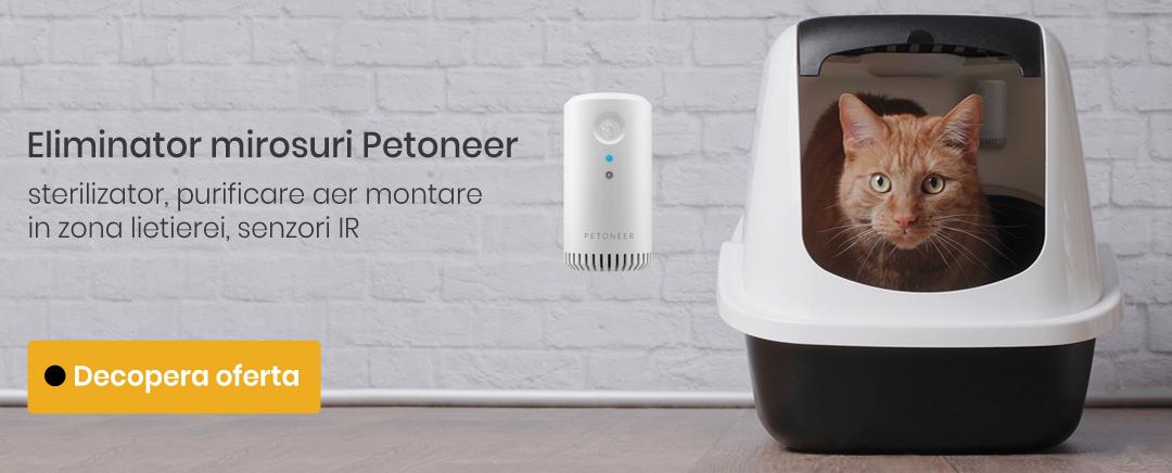 Petoneer smart odor
