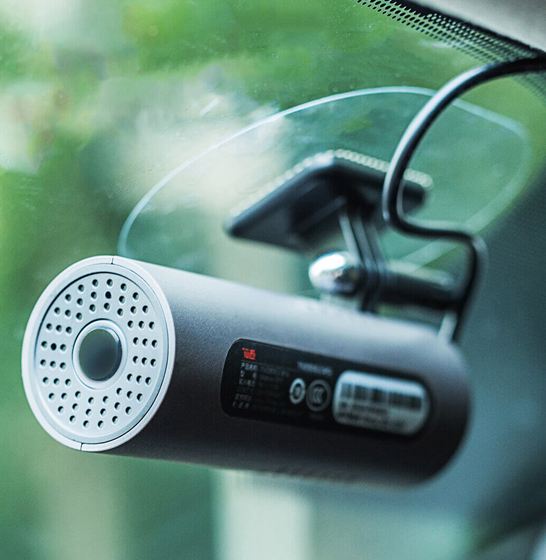 Camera auto 70Mai, WiFi, control voce, control prin aplicatie, Full-HD 1080p, resigilata 3