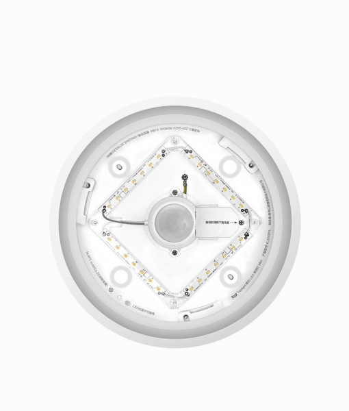 Aplica LED Xiaomi Yeelight Crystal Mini, 670 lumeni, 5700K, senzor miscare incorporat, 90 Ra 3