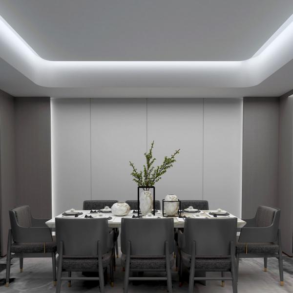 Banda LED Yeelight PRO, 5 metri, Wi-Fi, 500 lm/m, 2700K-6500K, compatibila smart home, alimentare 220-240V 6