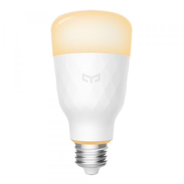 Bec Smart LED Xiaomi Yeelight 1S, alb, 8.5 watt, 800 lumeni, WiFi, Google, Homekit, SmartThings 1