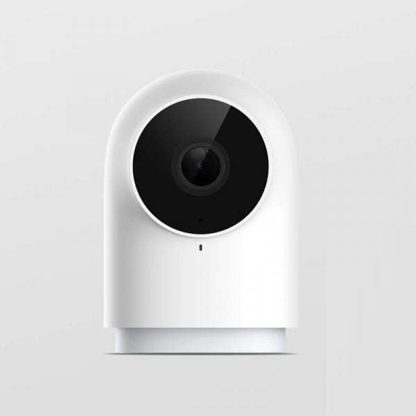 Camera Xiaomi Aqara G2, gateway incorporat, 1080P, tehnologie AI, IR, ZigBee 3.0 & WiFi 2.4Ghz 1
