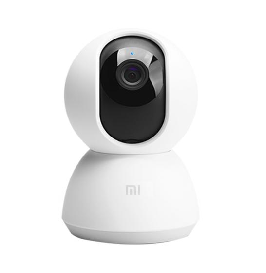 Camera smart Xiaomi 360° FHD 1080P, WiFi, senzor miscare AI, IR, apel bidirectional, versiunea EU 0