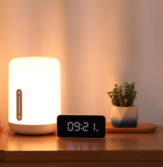 Lampa MI Bedside Lamp 2, compatibila Google, Alexa, smart home & Apple Homekit, Wifi, varianta EU & Globala 2