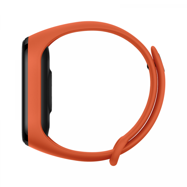 Bratara de schimb Xiaomi Mi Band 4, originala, thermal orange 0