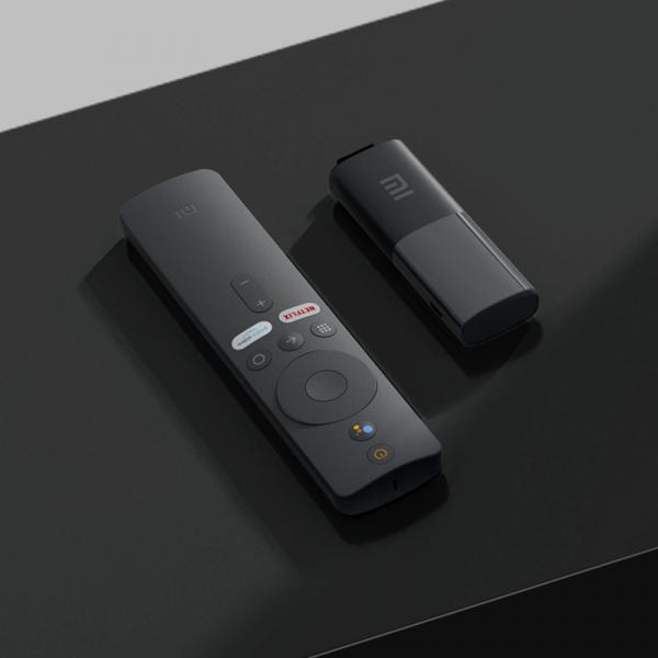MI TV Stick Xiaomi, mediaplayer Full-HD, Chromecast, Android TV, 1GB RAM, 8GB ROM, versiune europeana 3