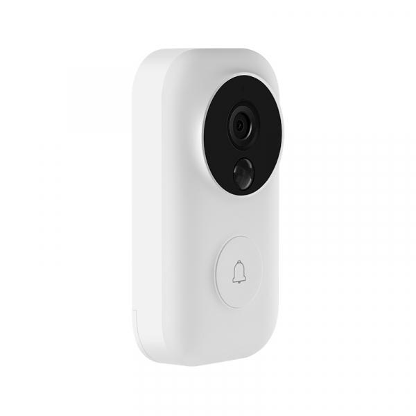 Set sonerie video smart Xiaomi 720p, IR vedere nocturna, senzor miscare, functia AI detectare persoane 5