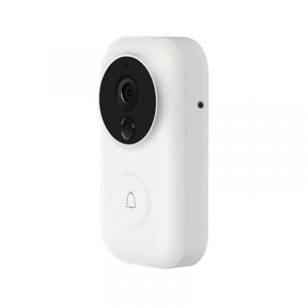 Set sonerie video smart Xiaomi 720p, IR vedere nocturna, senzor miscare, functia AI detectare persoane 6