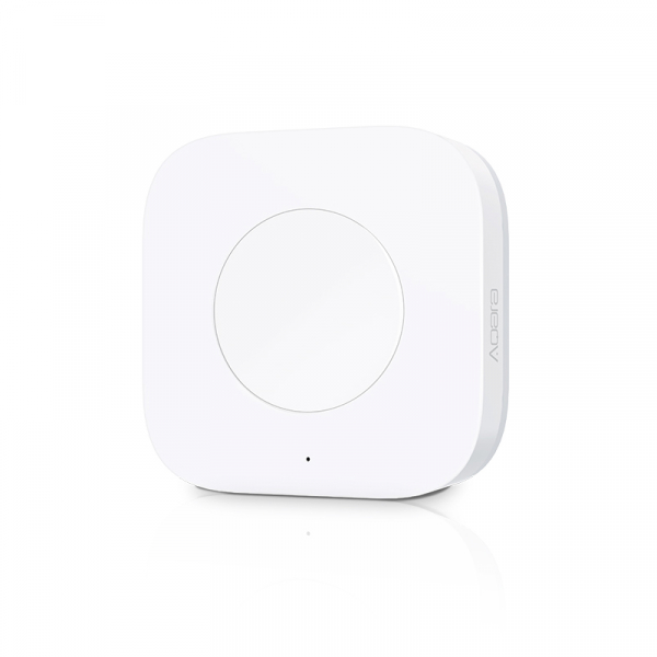 Switch wireless Aqara, programabil la 3 actiuni, ZigBee, compatibil smart home Aqara, Xiaomi, Homekit 0