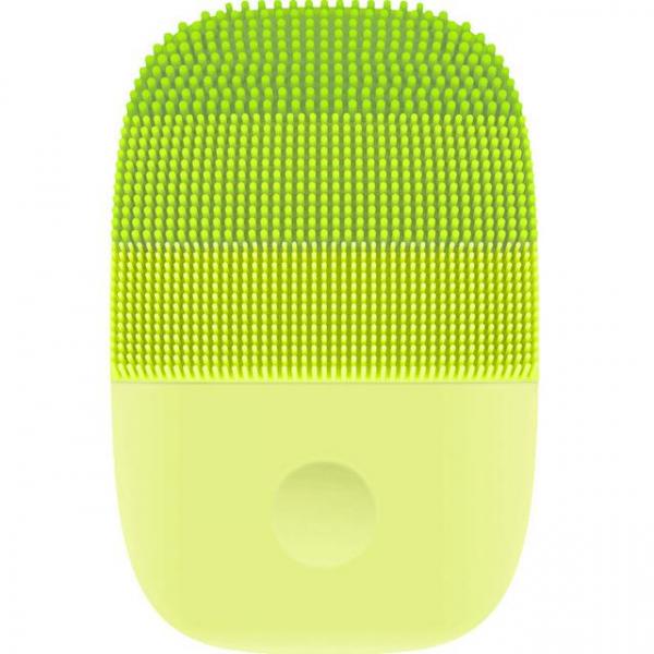 Aparat curatare faciala Xiaomi inFace Sonic, silicon medicinal, tehnologie Sonic, 3 programe, waterproof, verde 0