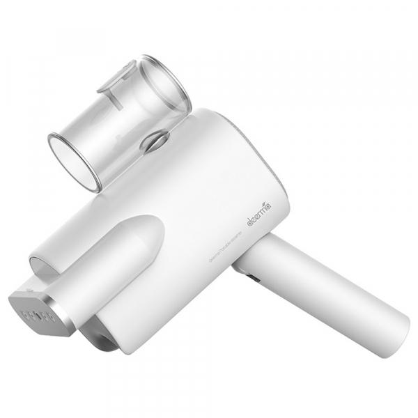 Aparat de calcat cu abur Xiaomi Deerma pentru haine, 800W, functie sterilizare, rezervor apa 100ml, perie inclusa 0