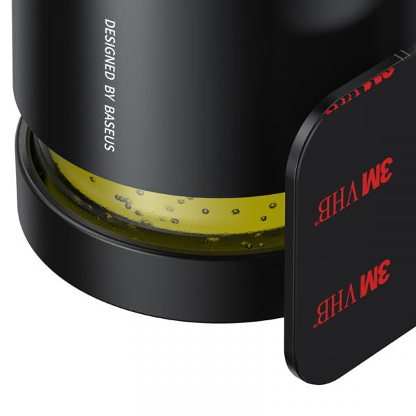 Device pentru purificare aer & odorizant auto micromolecular Baseus, antibacterian, 100ml, 3 luni autonomie 1