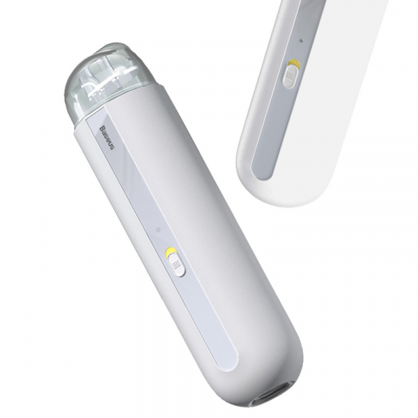Aspirator auto wireless Baseus A2 generatia a 2-a, alb, 70W, 5000Pa putere de absorbtie, HEPA, 6000mAh [3]