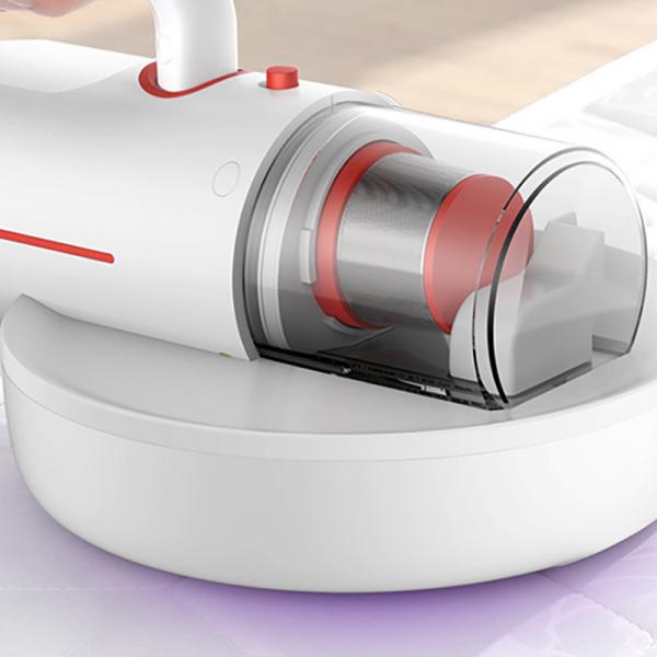 Aspirator multifunctional Deerma CM1300, functie de sterilizare 99.99% UV, anti acarieni, putere absorbtie 12000Pa, 0.4l, 350W, versiune EU 1