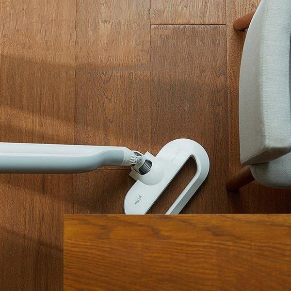 Aspirator Deerma DX800, 600 wati, 16000 Pa putere aborbtie, lungime cablu 5m, 0.8l, filtru lavabil, versiune europeana, resigilat 2