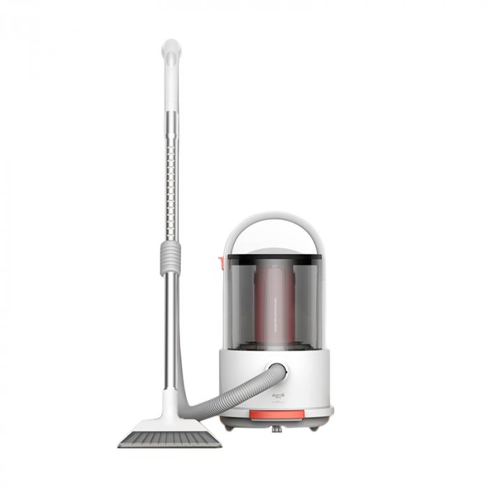Aspirator Deerma TJ200 aspirare umeda si uscata, putere 1200W, capacitate 6L, 33000 rpm, 18000Pa, multiple accesorii, functie suflare [1]