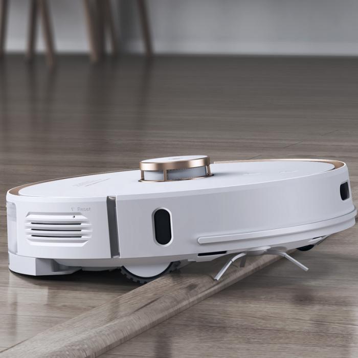 Aspirator robot autonom Xiaomi Viomi S9 Alpha 2021, functie autogolire cos & mopping, putere absorbtie 2700Pa, 5200mAh, tehnologie laser [1]