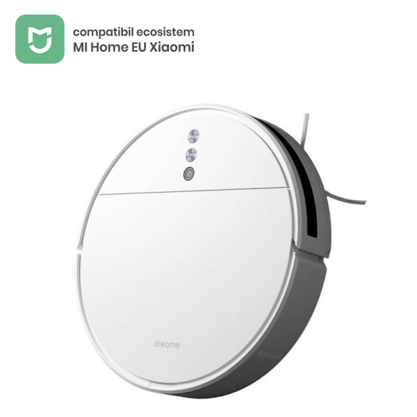 Aspirator robot Xiaomi Dreame F9, 2500 Pa, 150 minute autonomie, slim design 8cm, functie mopping, compatibil ecosistem Mi Home EU 0
