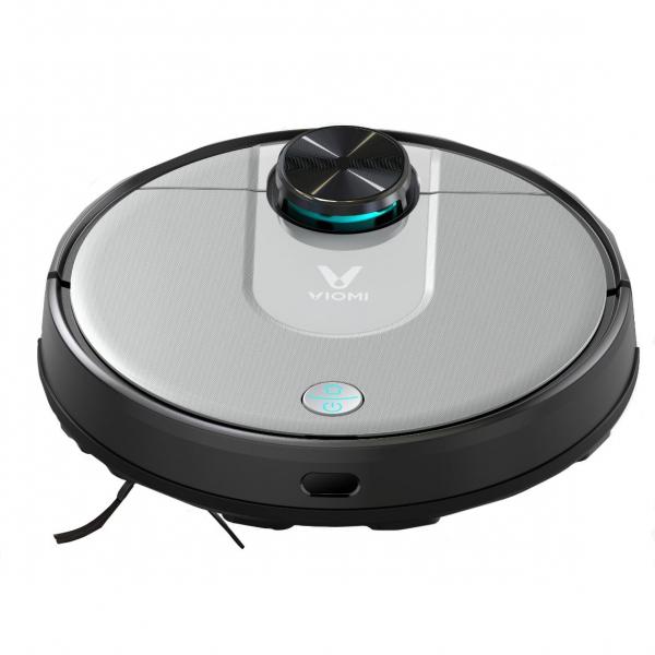 Aspirator robot Xiaomi Viomi V2 PRO, 2150 PA, functie mopping, navigare laser, compatibil MI Home, versiune EU 0