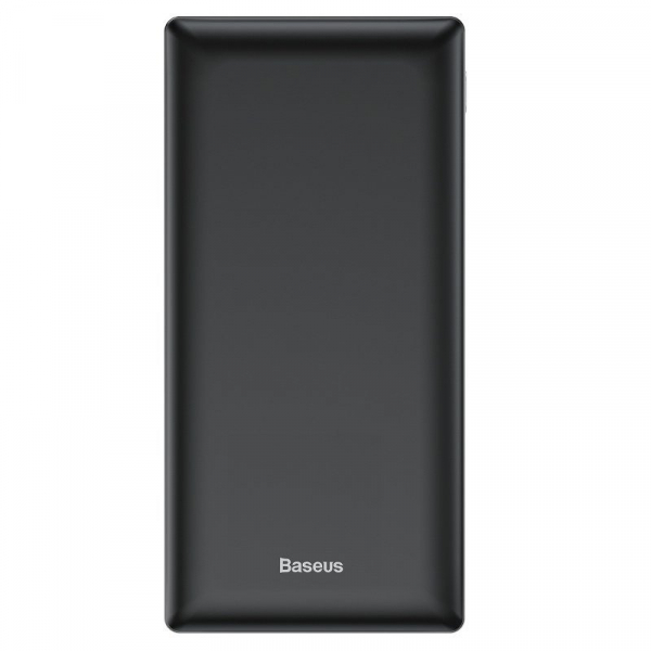 Power Bank Baseus Mini JA, 20000mAh, 2 x USB, Type-C, Micro USB, max 3A, incarcare duala simultana, negru 1