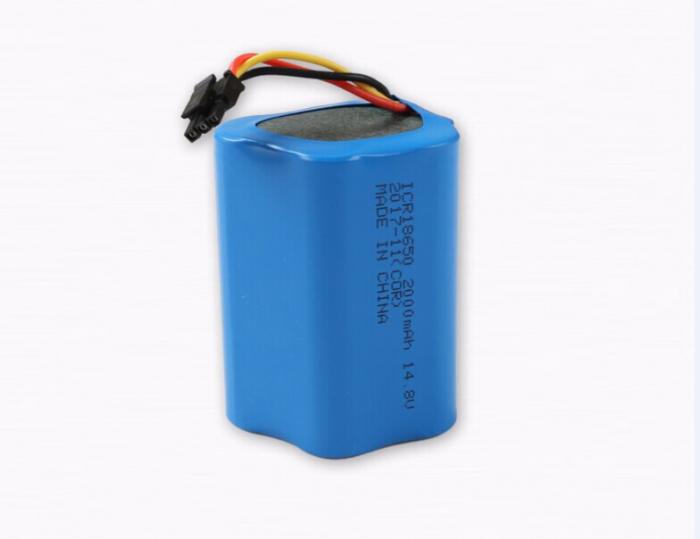 Baterie Li-ion 2000mAh aspirator robot Vrobot generatia 1 [0]
