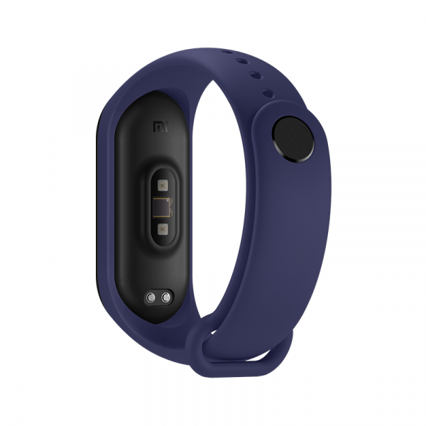 Bratara fitness Xiaomi MI Band 4, HR, AMOLED, waterproof, bluetooth 5.0, 20 zile autonomie, EU, deep blue 1