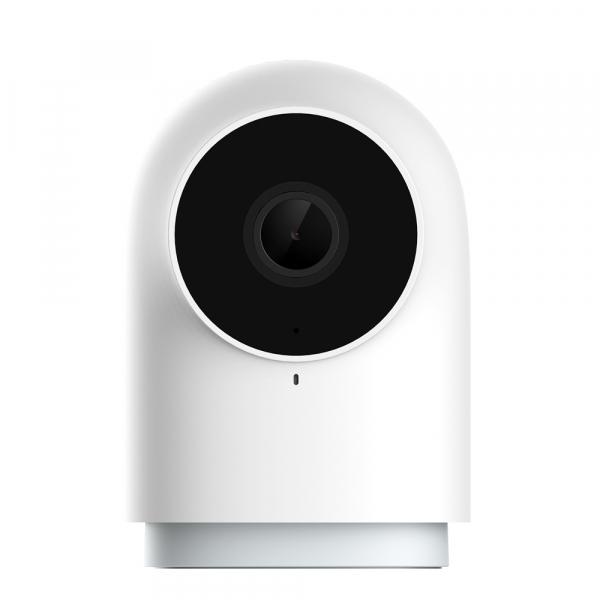 Camera Aqara G2H cu hub Zigbee 3.0 integrat, WiFi, varianta europeana, compatibila Homekit, IR, AI, Full-HD 1080P, FOV 140° 0