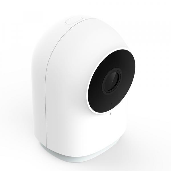 Camera Aqara G2H cu hub Zigbee 3.0 integrat, WiFi, varianta europeana, compatibila Homekit, IR, AI, Full-HD 1080P, FOV 140° 1