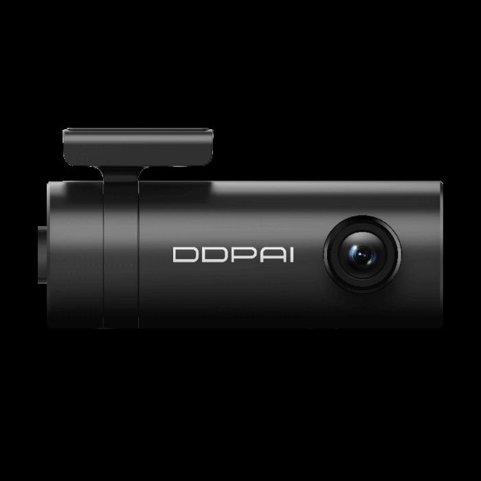 Camera auto DVR DDPAI mini Full-HD 1080p, H.264, 30fps, Wi-Fi, G-sensor, unghi filmare WDR 140°, aplicatie dedicata, versiune EU [0]