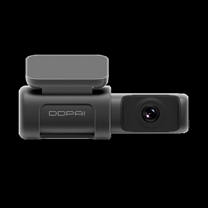 Camera auto DVR DDPAI Mini 5, rezolutie 4K SONY IMX415, WiFi 5Ghz, ADAS, stocare interna eMMc 64GB, GPS integrat, asistent  AI [1]