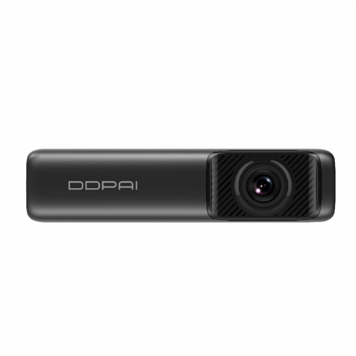 Camera auto DVR DDPAI Mini 5, rezolutie 4K SONY IMX415, WiFi 5Ghz, ADAS, stocare interna eMMc 64GB, GPS integrat, asistent  AI [2]