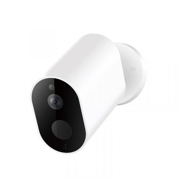 Camera de supraveghere suplimentara Xiaomi Imilab EC2 resigilata, versiune europeana, 1080P, IP66, 5100mAh, AI, detectie miscare, IR 0