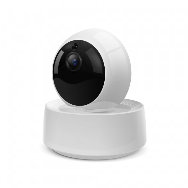 Camera smart IP 360° Sonoff GK-200MP2-B, Wi-Fi & Ethernet, 1080p, senzor IR, suport RTSP, 2 way audio 1