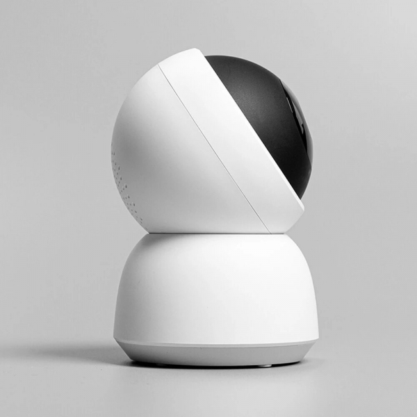 Camera smart Xiaomi Imilab A1, versiune EU, resigilata, 360°, 2K, WiFi, baby monitor, detectare planset bebelusi, motion tracking, H.265 [3]