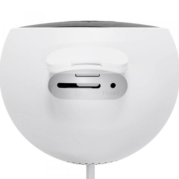 Camera smart WiFi Xiaomi 1080P, H.265, baza magnetica, varianta EU, IP65, senzor miscare, infrarosu, intercom, FOV 170° 3