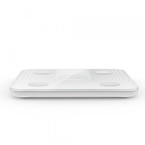 Cantar smart Blitzwolf body fat scale BW-SC1, Wi-Fi 2.4Ghz, masurare 13 date corporale, display LED, aplicatie iOS & Android, resigilat [4]