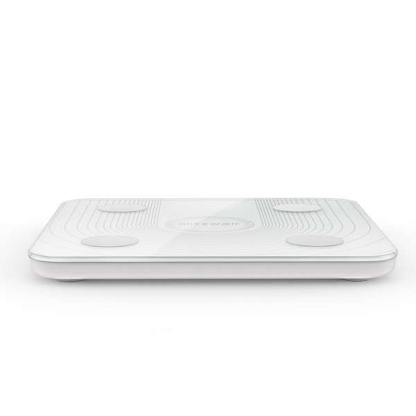 Cantar smart Blitzwolf body fat scale BW-SC1, Wi-Fi 2.4Ghz, masurare 13 date corporale, display LED, aplicatie iOS & Android 4