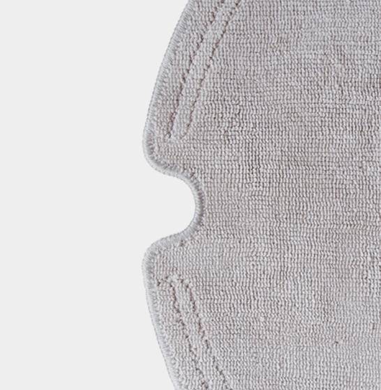 Set 2 x laveta microfibra pentru aspirator Xiaomi Mijia Roborock generatia a 2-a 2