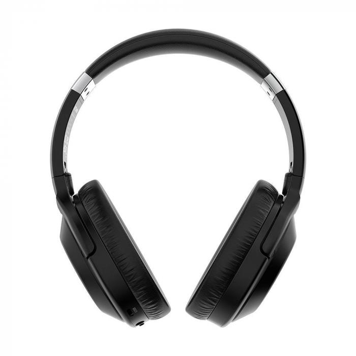 Casti wireless BlitzWolf BW-HP3, Bluetooth 5.0, diafragme grafen 40mm, 300mAh, 3.5mm audio, microfon incorporat [2]