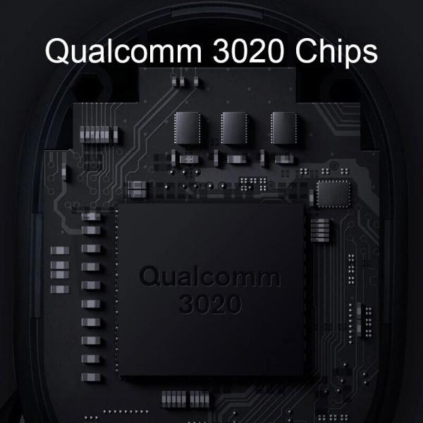 Casti TWS Xiaomi Haylou GT1 XR, varianta EU, bluetooth 5.0, Qualcomm QCC3020 aptX + AAC, touch control, diafragma 7.2mm 1