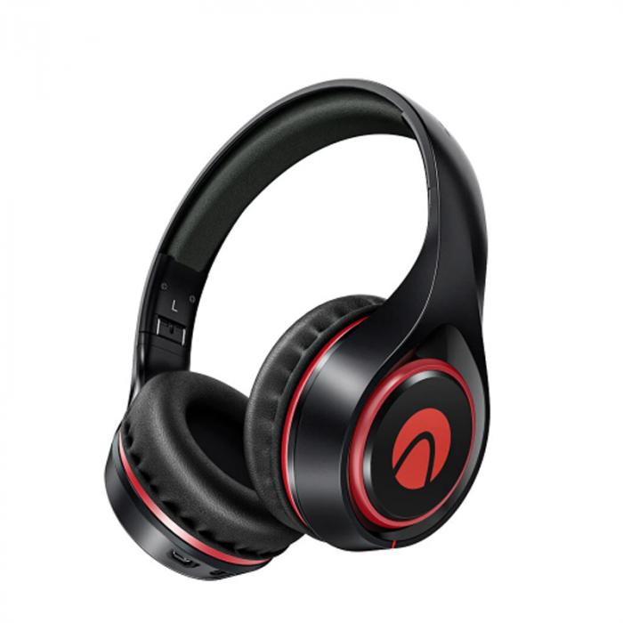 Casti wireless Airaux BlitzWolf AA-ER2, Bluetooth 5.0, microfon incorporat, jack 3.5 mm, 500 mAh, 20 ore autonomie 0