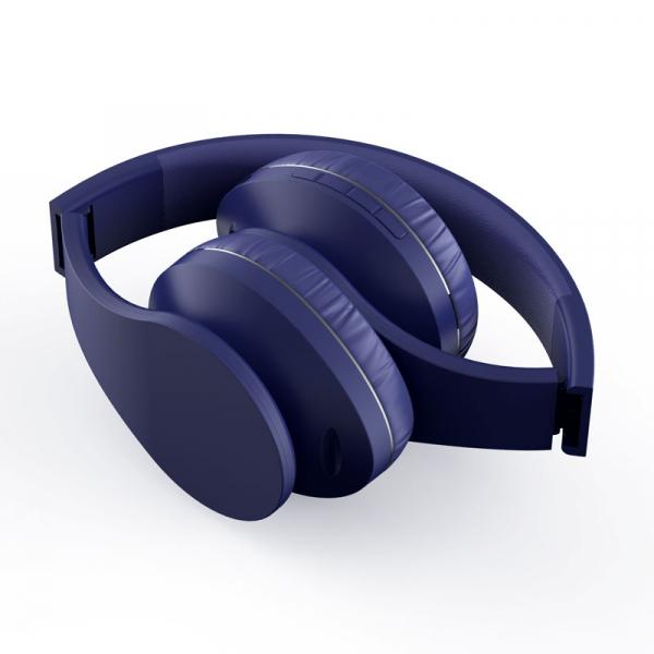 Casti bluetooth on-ear Havit I66, foldable design, wireless, AUX, Micro SD, 230mAh 6 ore autonomie 3