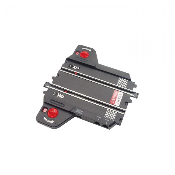 Circuit masinute cu telecomanda Joysway Super 251, lungime 420 cm, alimentare cu USB, scala 1:43, faruri LED 4